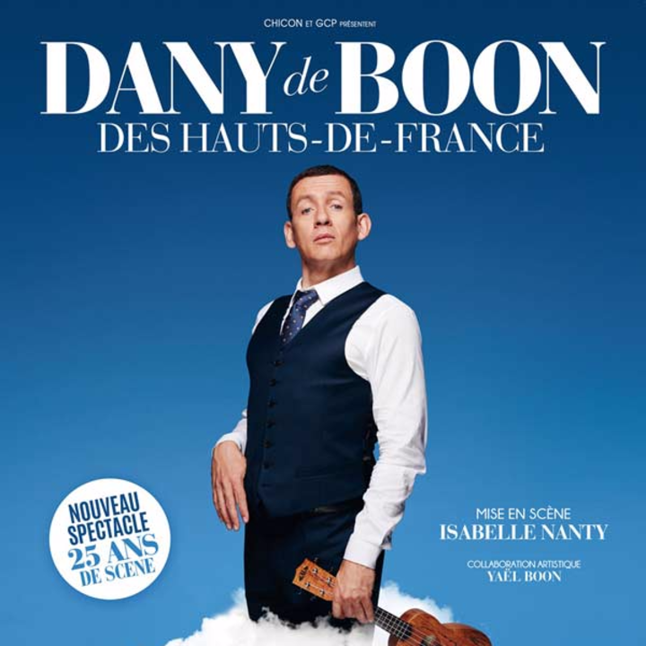 Dany Boon @ Le Capitole en Champagne - Chalons-En-Champagne, France