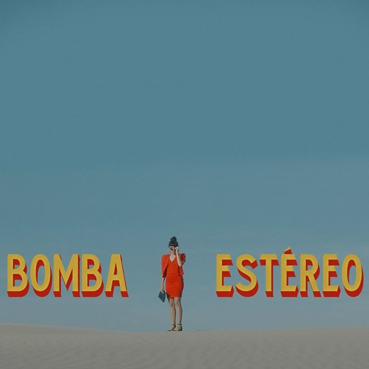 bomba estereo @  Lightning in a Bottle - Bradley, CA