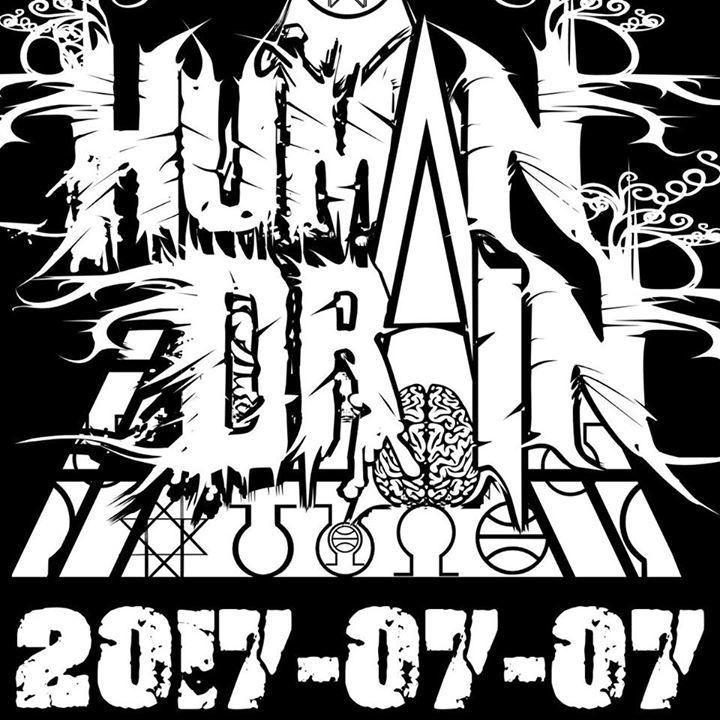 HUMAN DRAIN Tour Dates