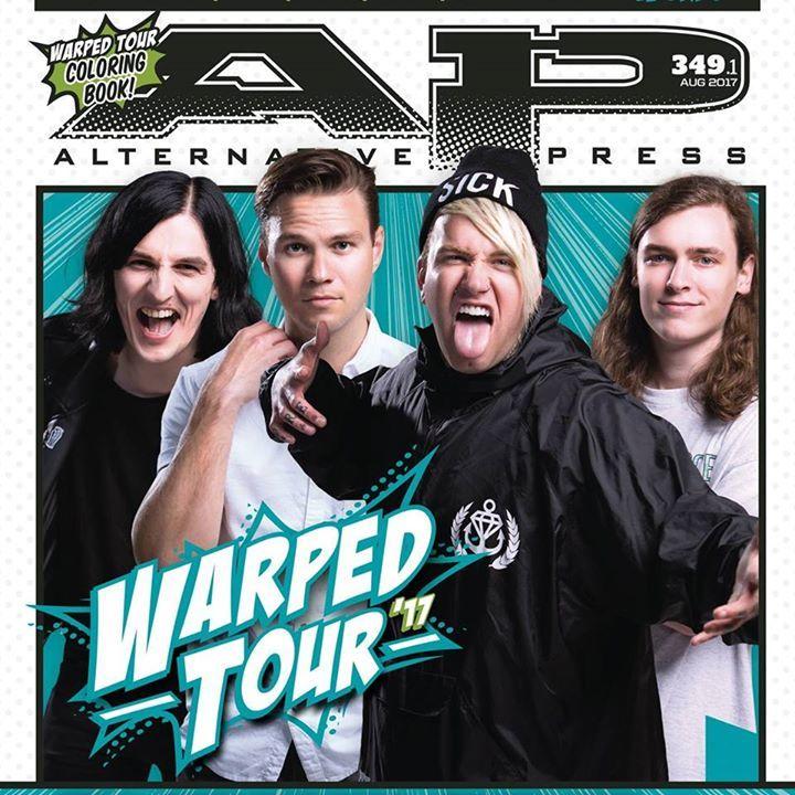 Alternative Press Tour Dates