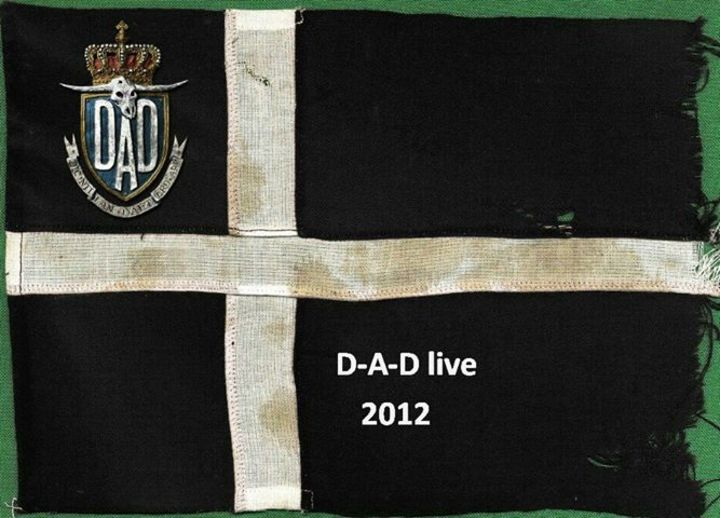 D-A-D Live 2012 Tour Dates