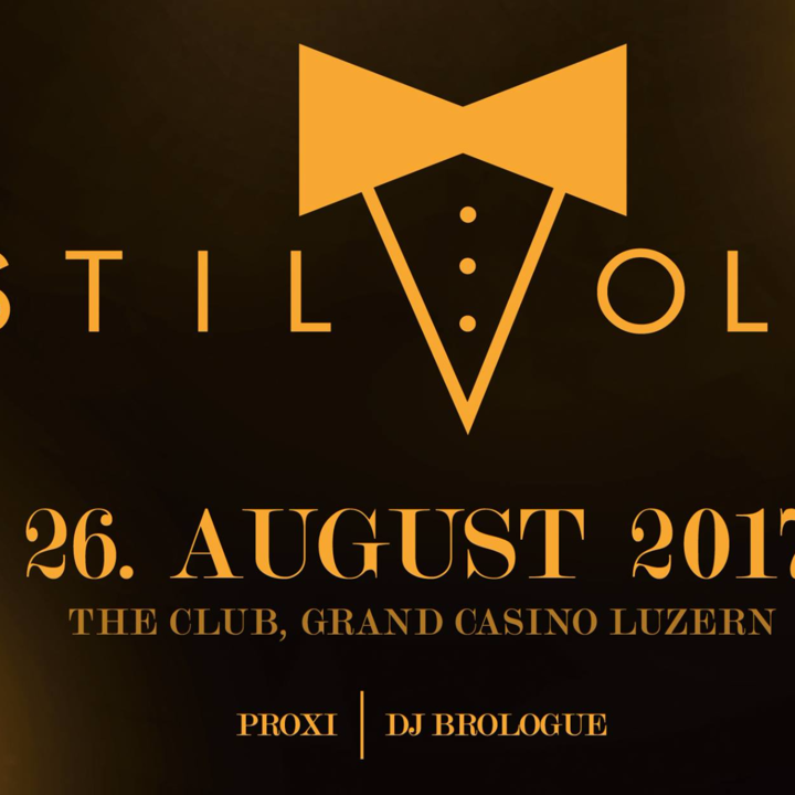 Brologue @ StilVoll @ Casineum - Lucerne, Switzerland