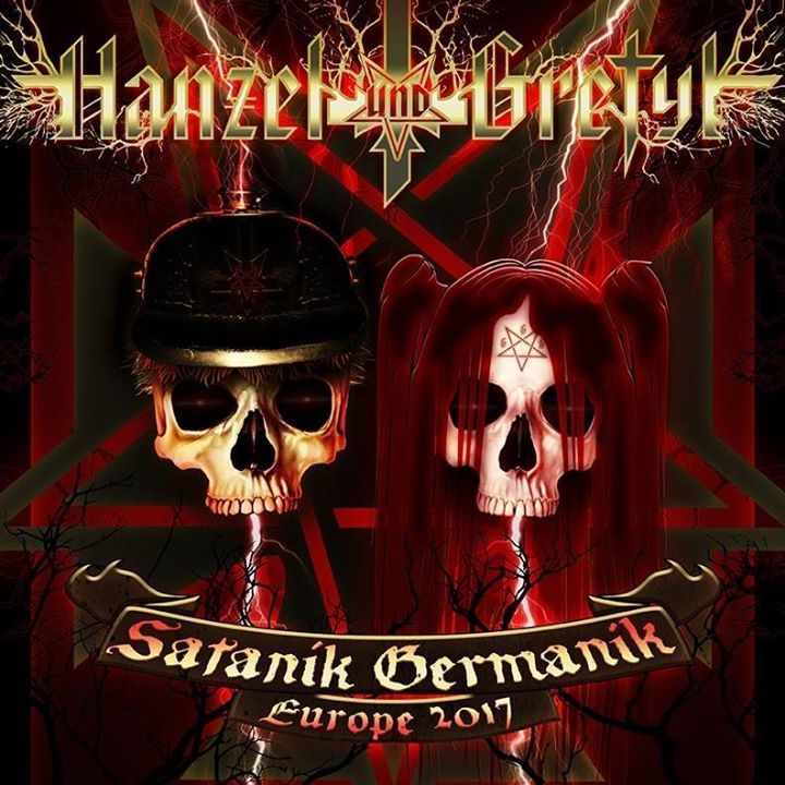 Hanzel und Gretyl (Official) @ Le Bus Palladium - Paris, France