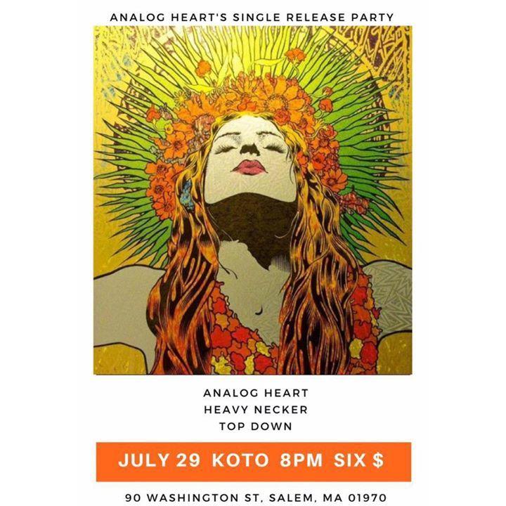 Analog Heart Tour Dates