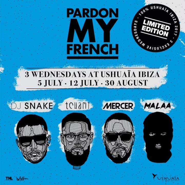DJ Snake @ Ushuaïa - Ibiza, Spain