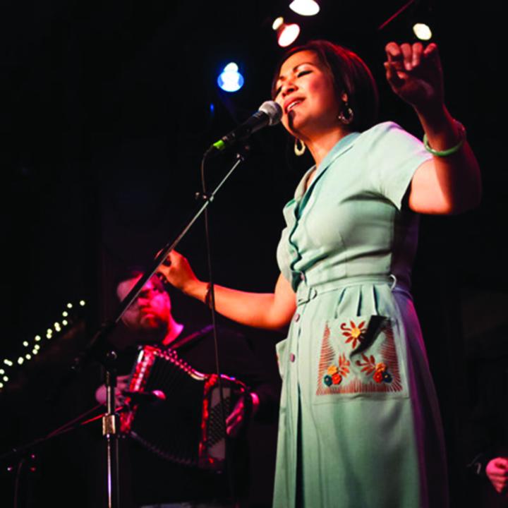 Anna Fermin's Trigger Gospel @ The Hideout - Chicago, IL