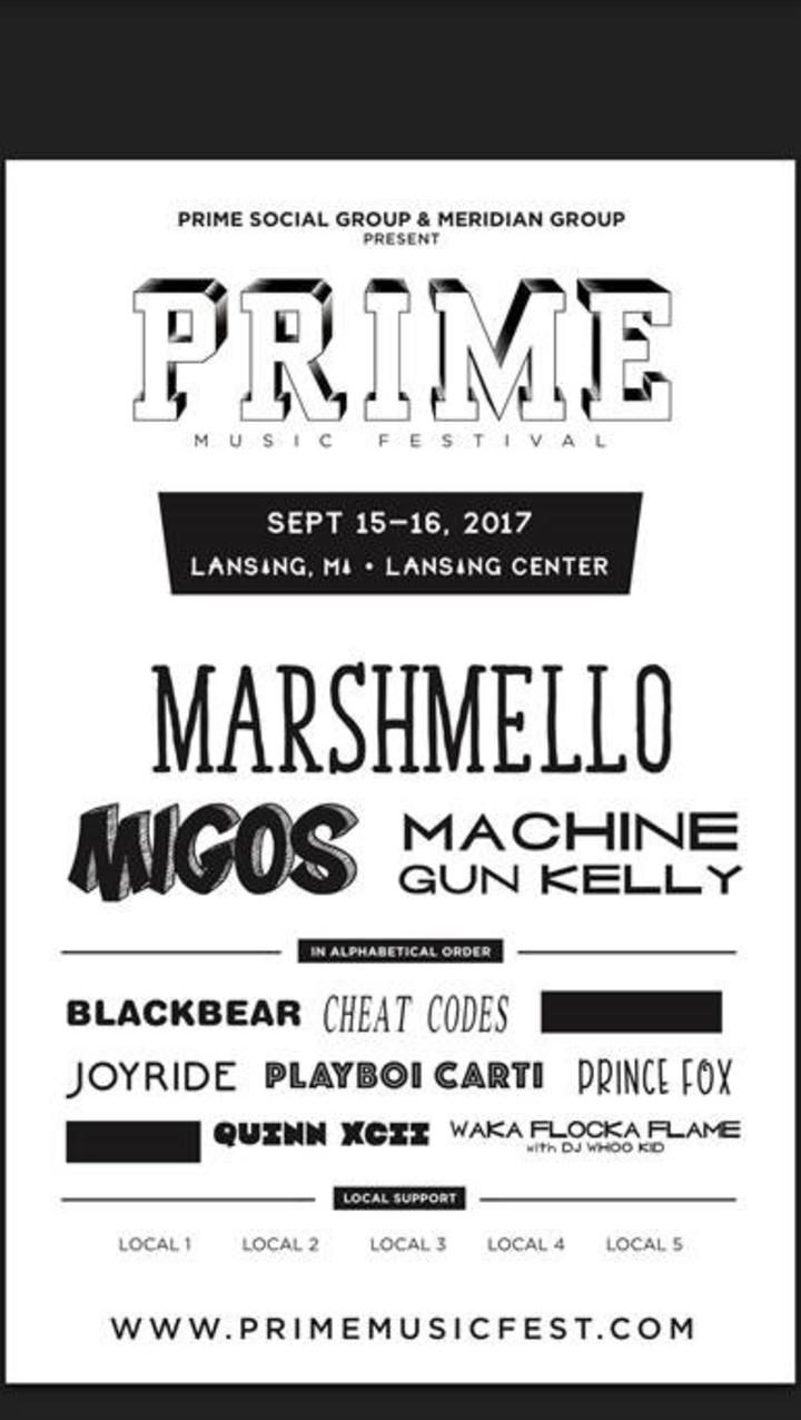 Machine Gun Kelly @ Lansing Center - Lansing, MI