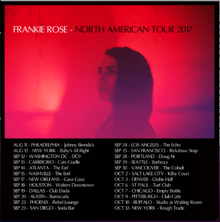 Frankie Rose @ Globe Hall - Denver, CO