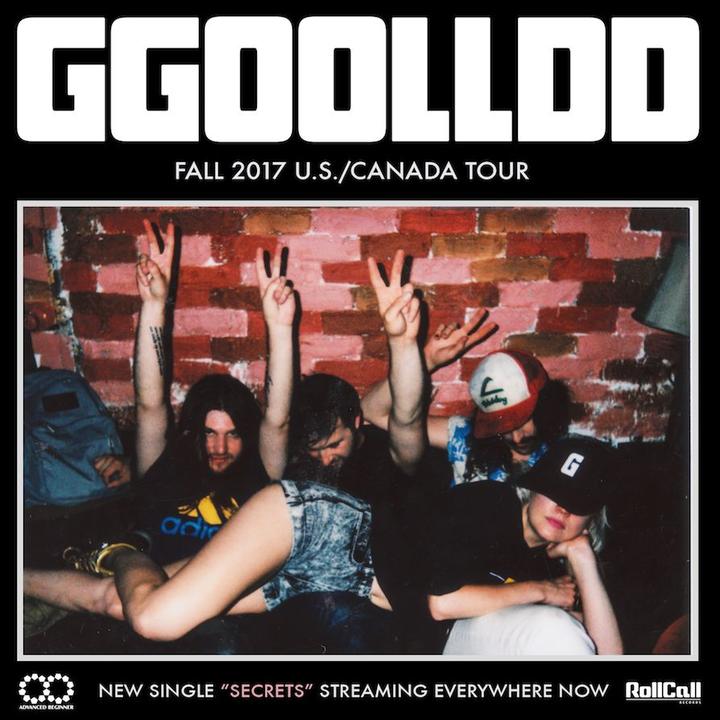 GGOOLLDD @ Up + Downtown Music Festival - Edmonton, Canada