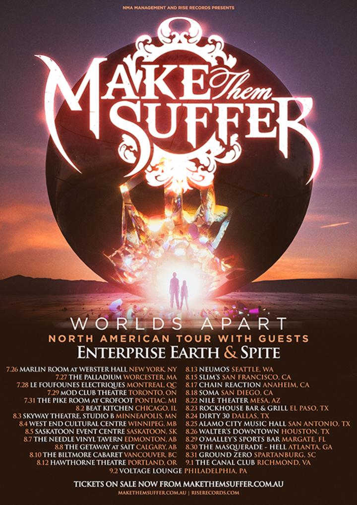 Enterprise Earth @ Nile Theater - Mesa, AZ