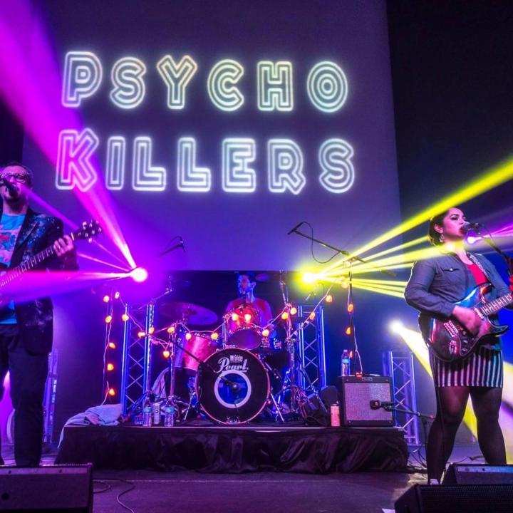 All Good Presents @ Pscyho Killers (Talking Heads Tribute) @ Gypsy Sally's - Washington, DC