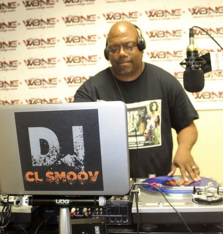 DJ CL Smoov @ 3925 Chestnut street  - Philadelphia, PA