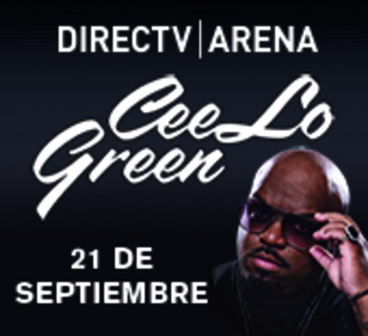 Cee-Lo @ DirecTV Arena - Tortuguitas, Argentina