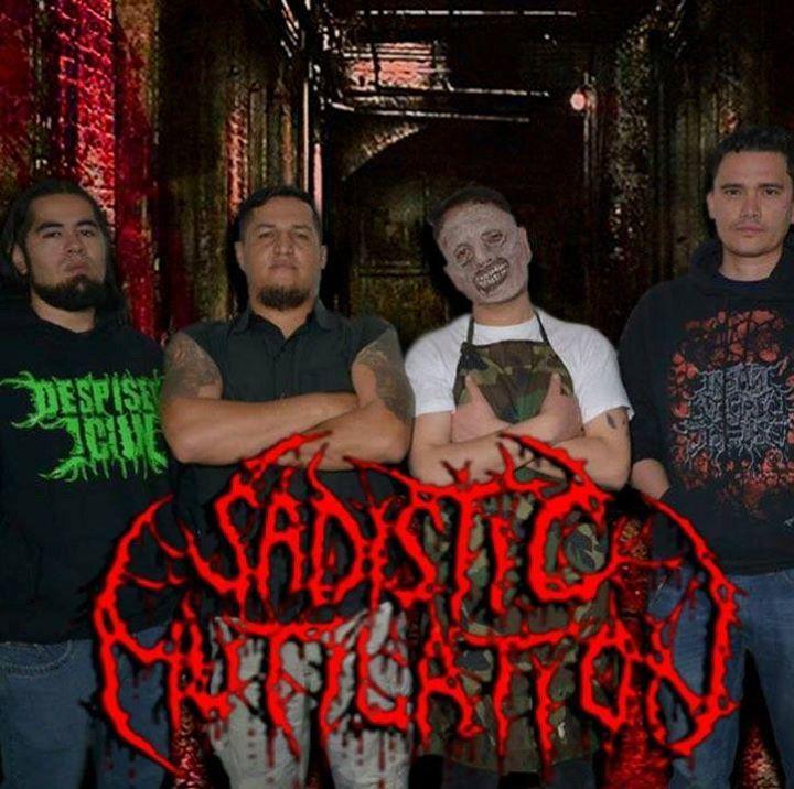 Sadistic Mutilation Tour Dates