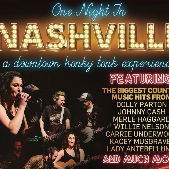 One Night In Nashville Tour Dates