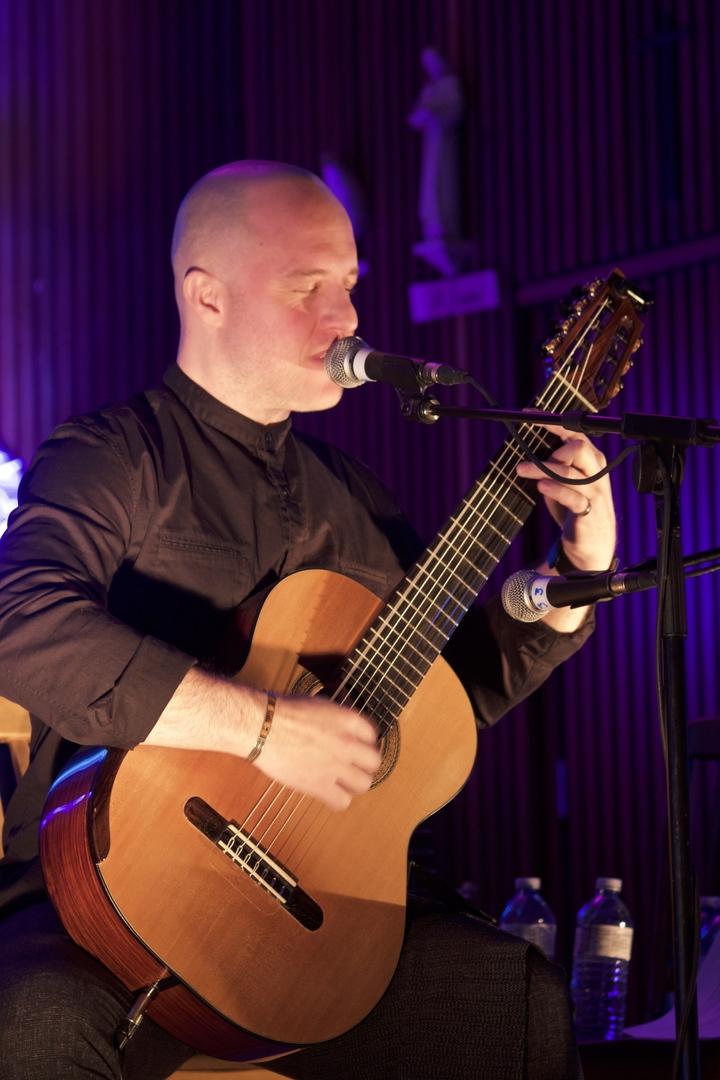 Matthieu Léveillé @ Les chanson inentendues à la Maison de la musique de Sorel - Sorel-Tracy, Canada