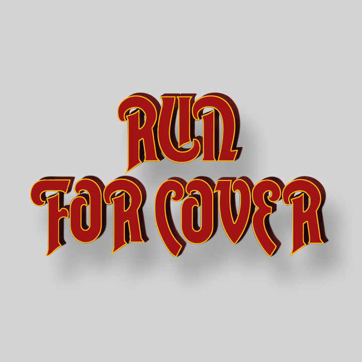 RUN FOR COVER @ Westport bar - Arbroath, United Kingdom