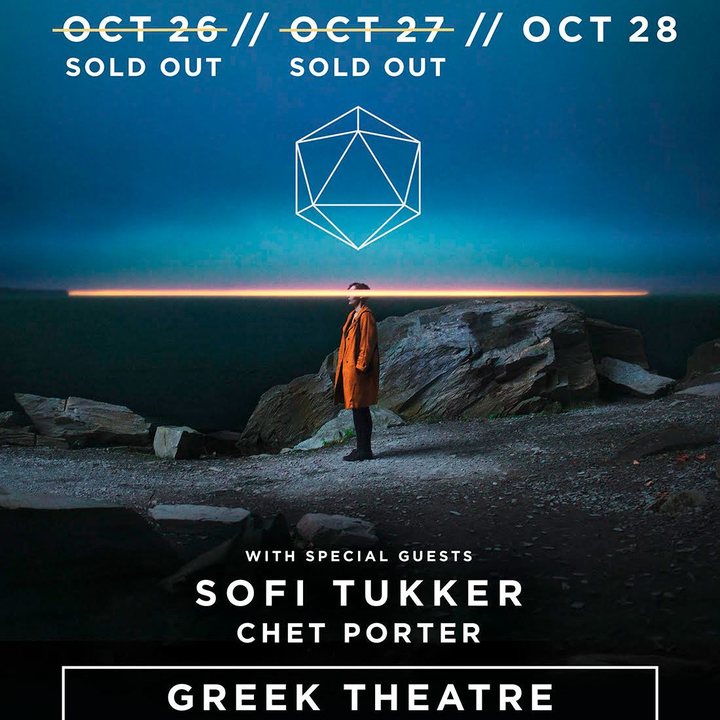 Sofi Tukker @ Greek Theatre - Berkeley, CA