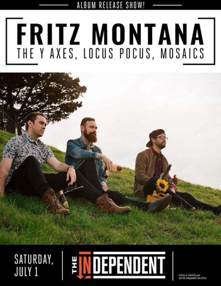 Fritz Montana Tour Dates