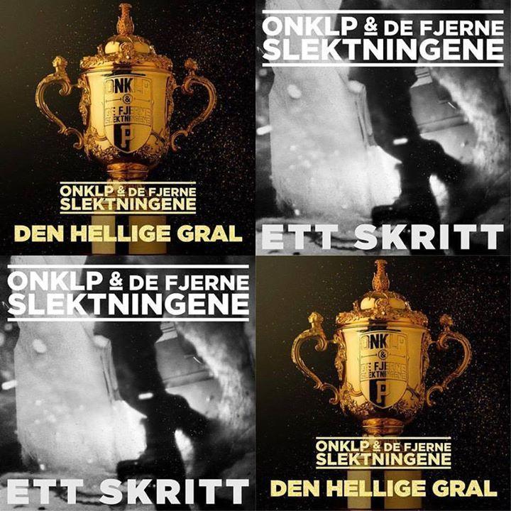 OnklP & De Fjerne Slektningene Tour Dates