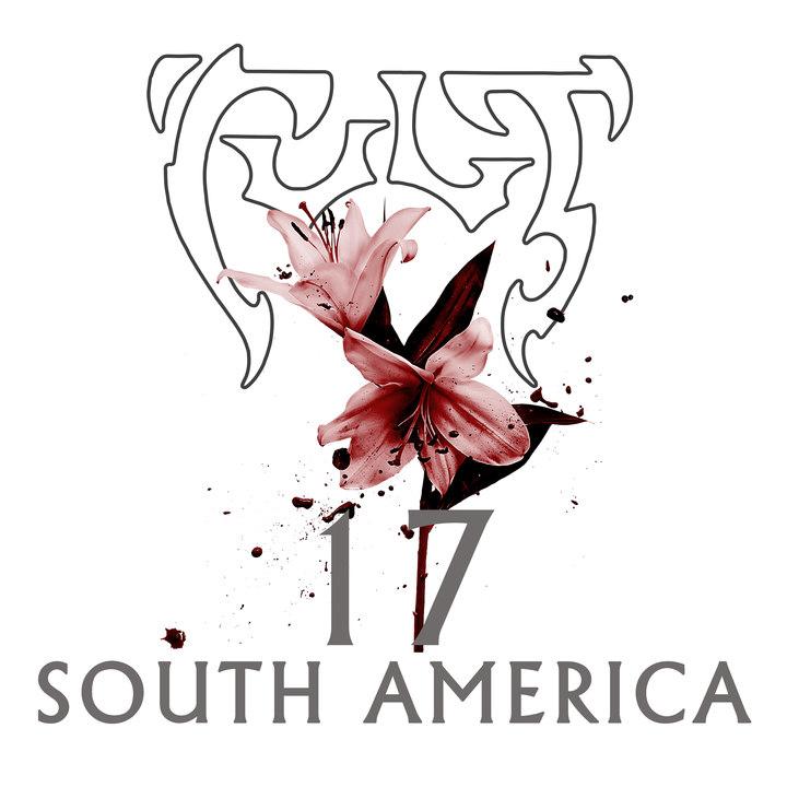 The Cult @ La Trastienda - Montevideo, Uruguay
