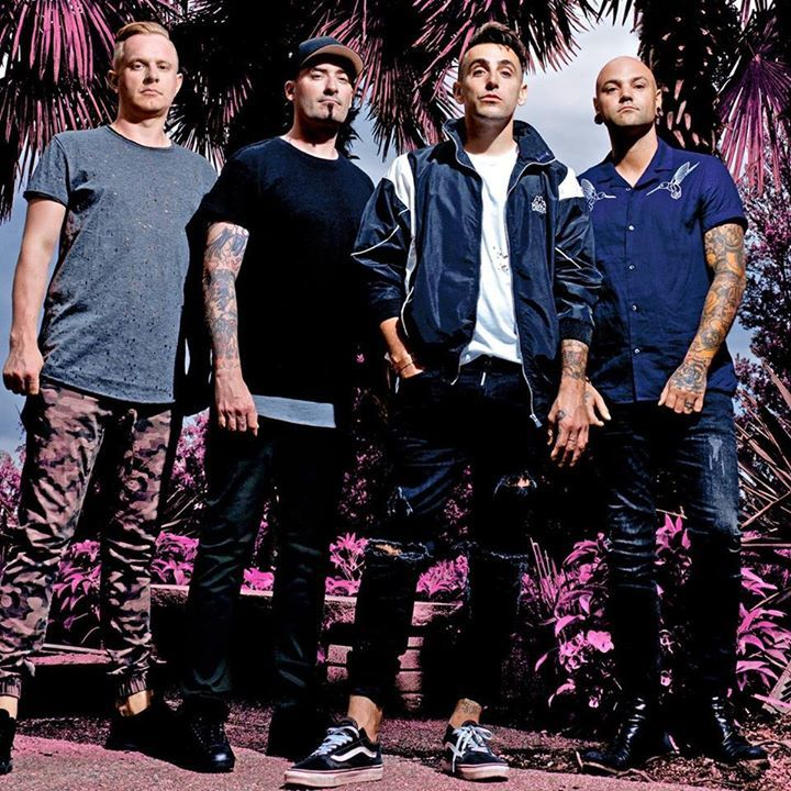 Hedley Tour Dates