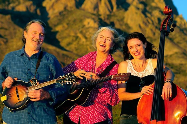 The Hard Road Trio @ High Desert House Concerts - Las Cruces, NM