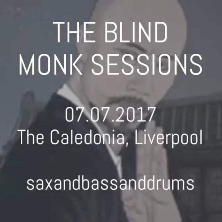 The Blind Monk Sessions Tour Dates