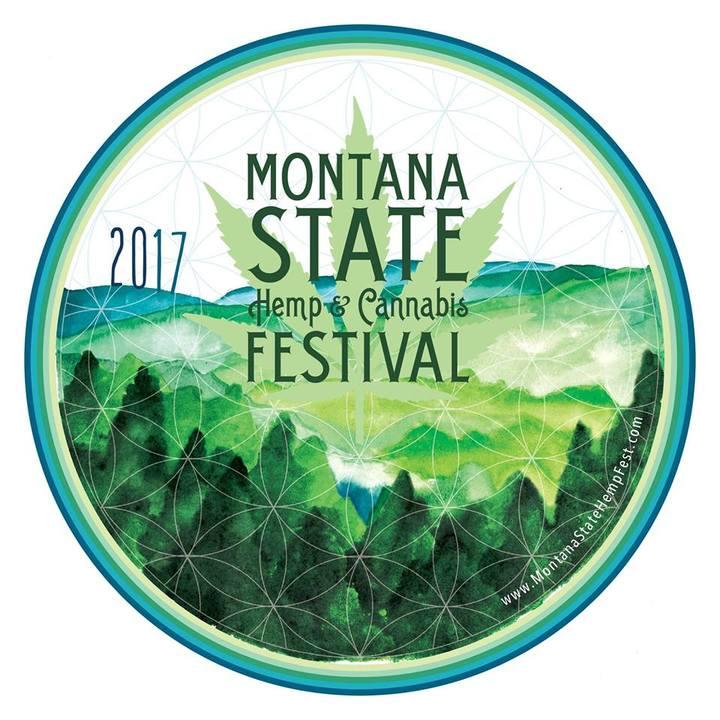 Pato Banton @ 2017 Montana State Hemp & Cannabis Festival - Lolo Hot Springs, MT