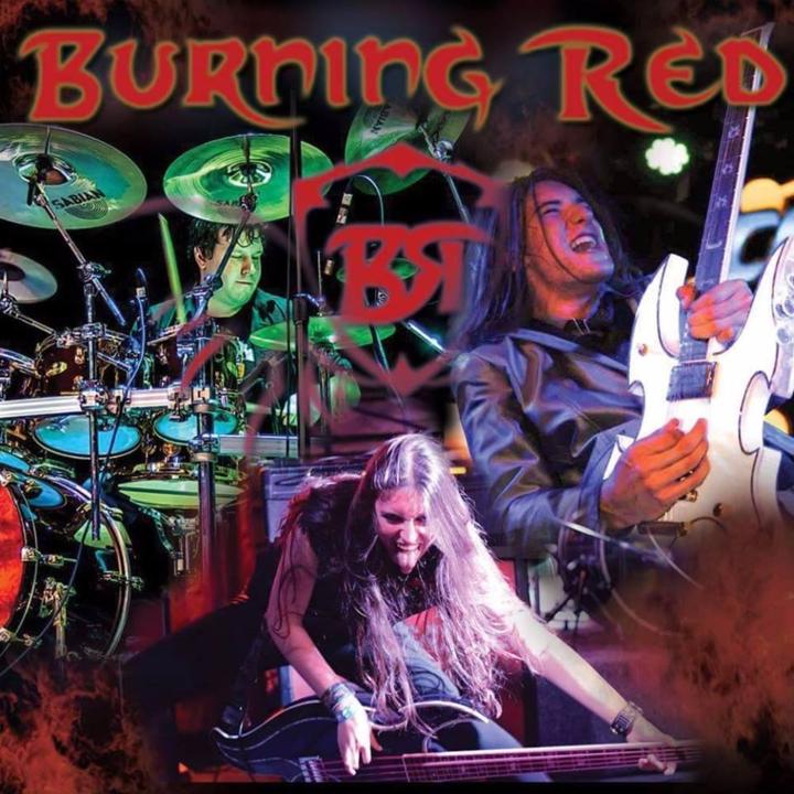 Burning Red Tour Dates