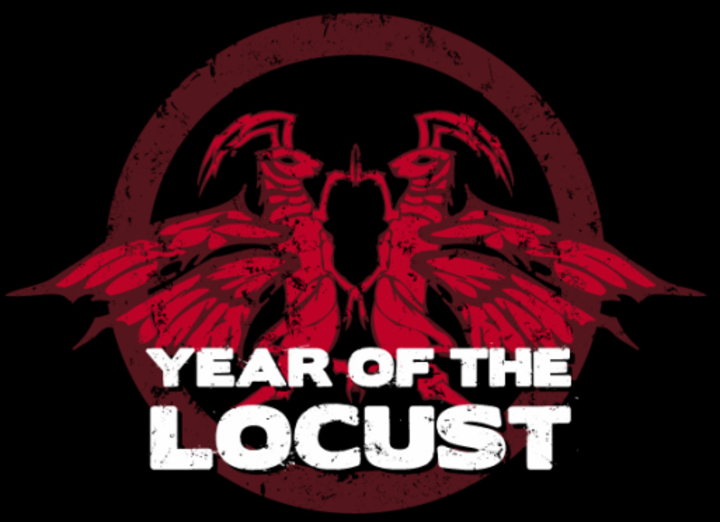Year Of The Locust @ Back Country Lounge - Harrisonburg, VA