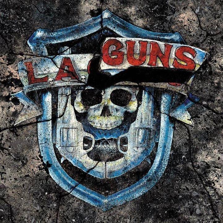 L.A. GUNS W/Tracii Guns And Phil Lewis @ Hermans Hideaway - Denver, CO