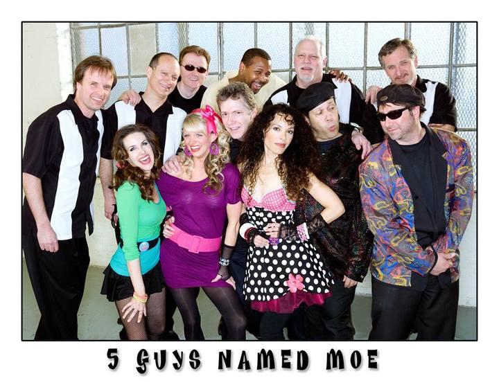 Patrick Lamb @ Eola Hills Concerts 5 Guys Named Mo - Rickreall, OR