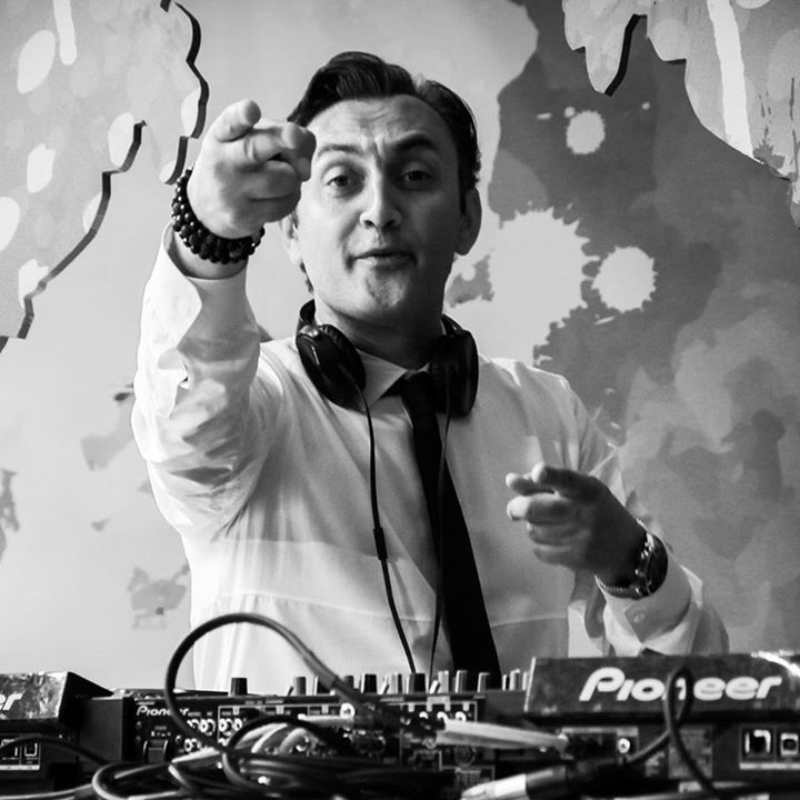 DJ Seyhan Tour Dates