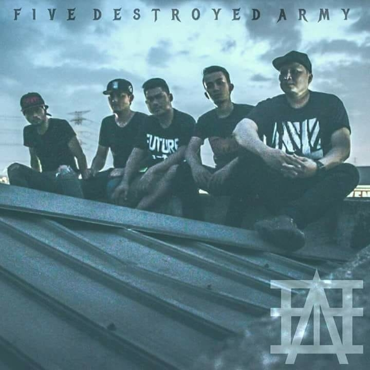 FIVE Destroyed ARMY Tour Dates