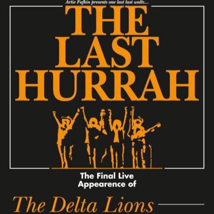 The Delta Lions Tour Dates