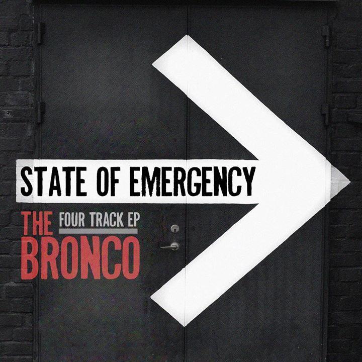 The Bronco Tour Dates