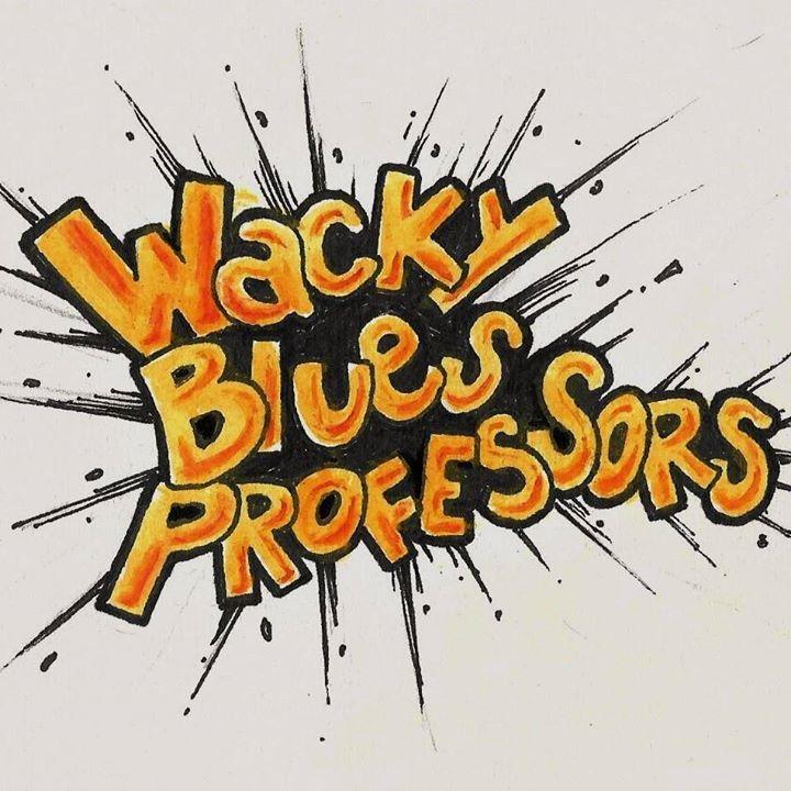 Wacky Blues Professors @ MMC MinK - Tolmin, Slovenia