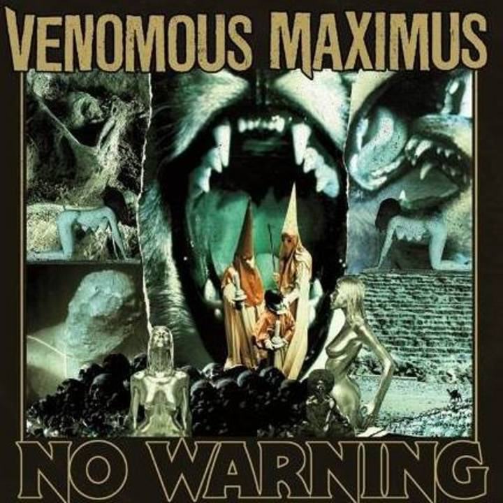Venomous Maximus Tour Dates
