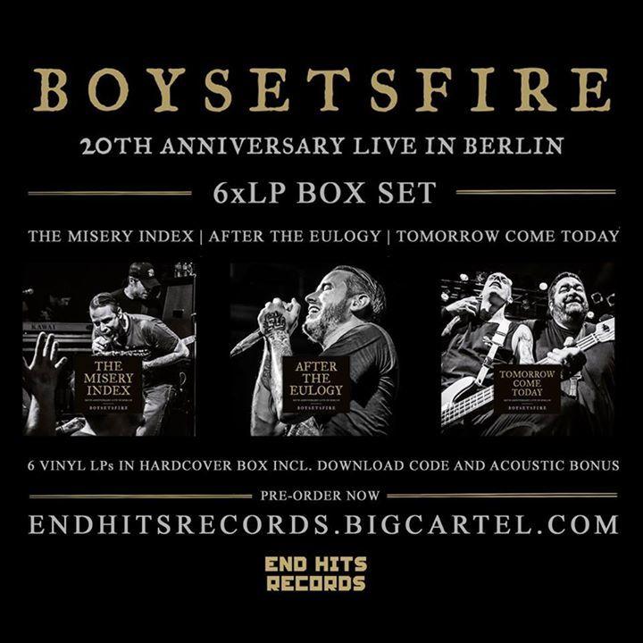 boysetsfire Tour Dates