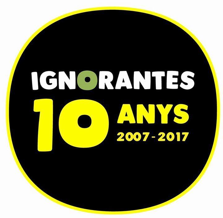 Los Ignorantes Tour Dates