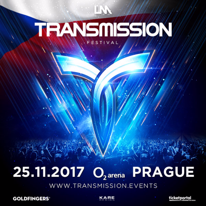 Transmission @ O2 arena - Prague, Czech Republic
