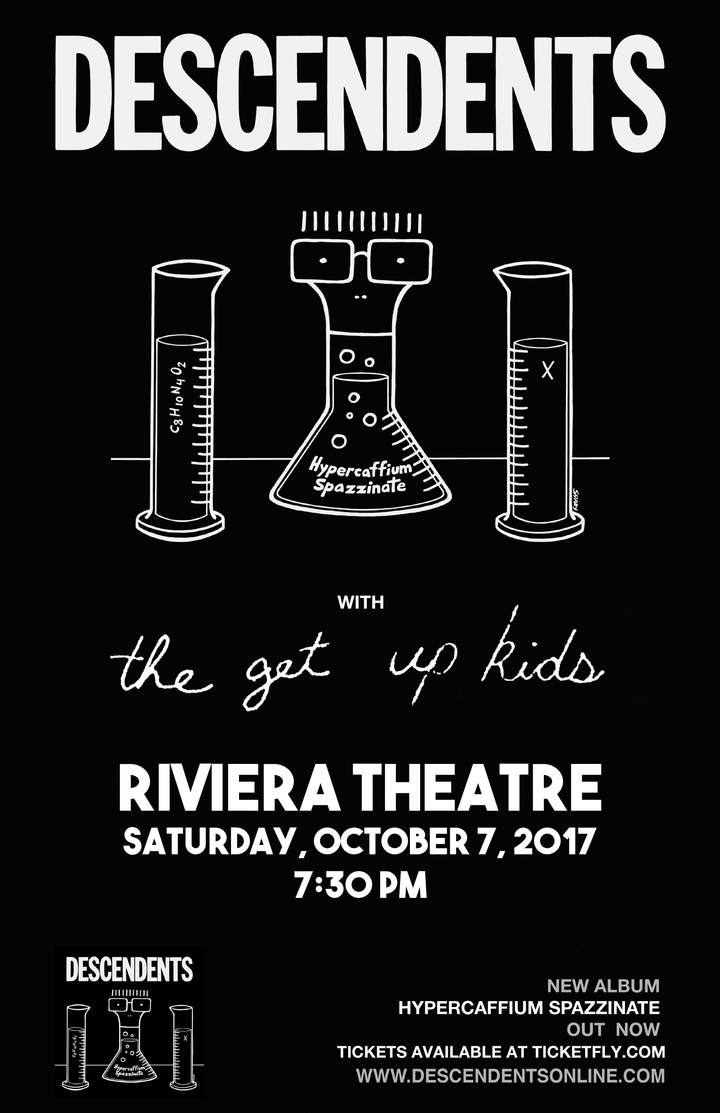 The Get Up Kids @ Riviera Theatre - Chicago, IL
