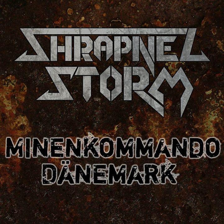 Shrapnel Storm Tour Dates