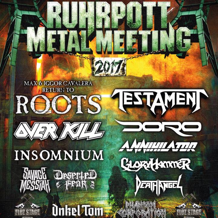 Savage Messiah @ Ruhrpott Metal Meeting - Oberhausen, Germany
