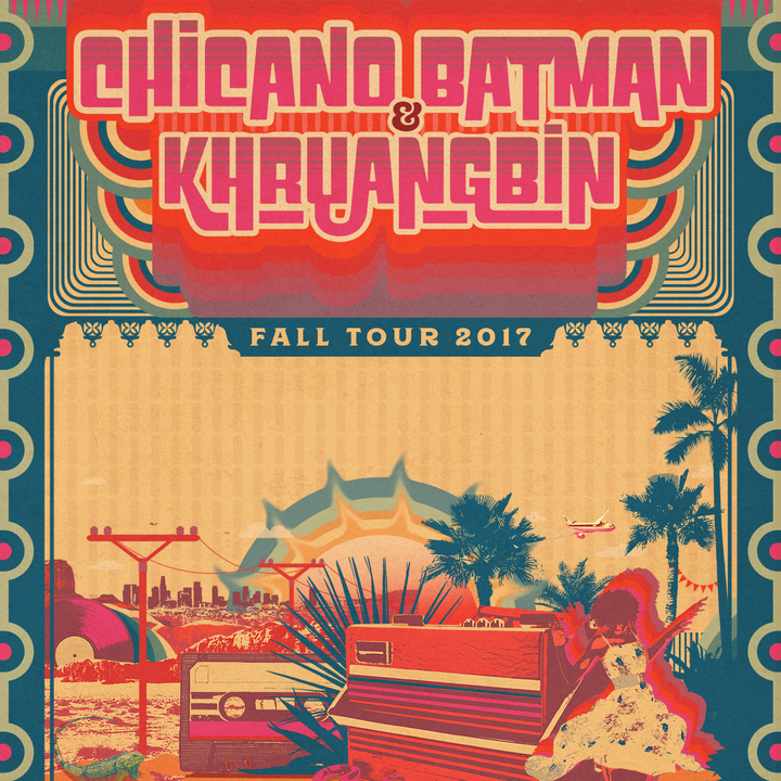 Chicano Batman @ The Fremont Theatre - San Luis Obispo, CA