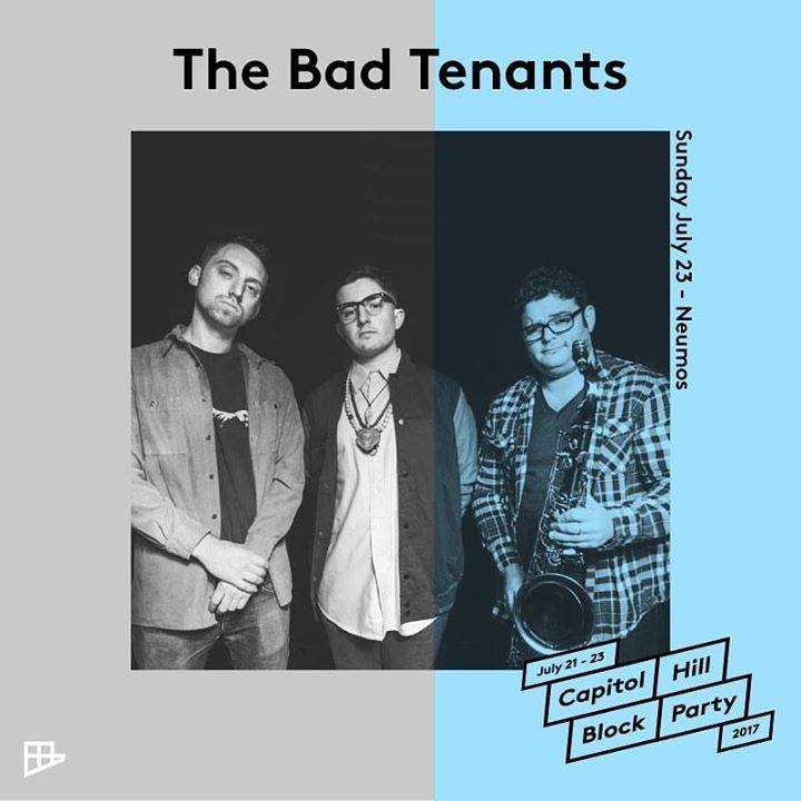 The Bad Tenants Tour Dates