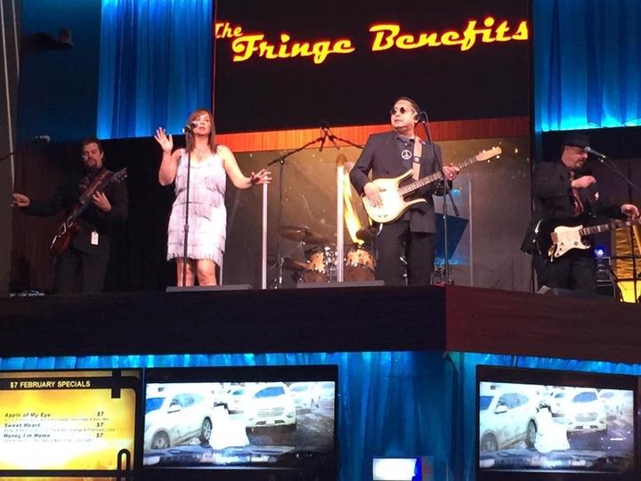 Fringe Benefits Band @ 14Forty In Horseshoe Casino - Baltimore, MD