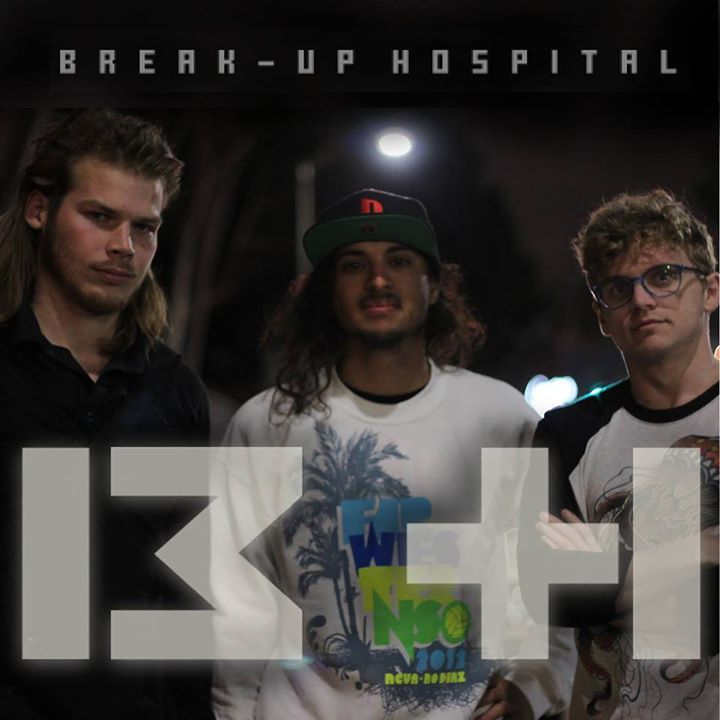Breakup Hospital Tour Dates