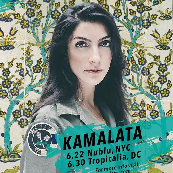Kamalata Tour Dates